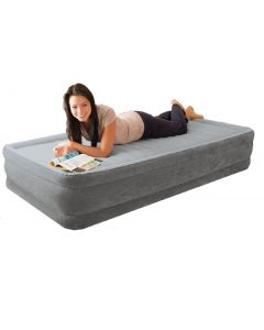 Intex Comfort Plush - Eénpersoons luchtbed