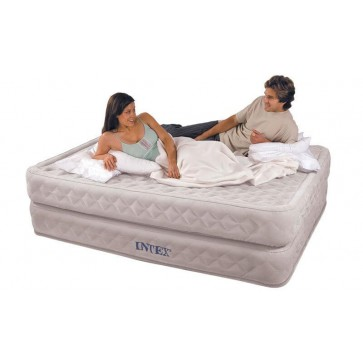 Intex Supreme Air-Flow – Sehr luxuriöses Doppelbett