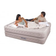 Intex Supreme Air-Flow – Sehr luxuriöses Doppelbett