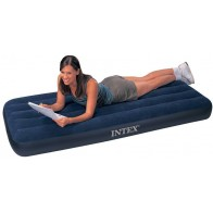 Intex Classic Downy – Kompaktes Einzelluftbett