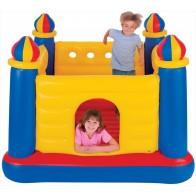 Intex trampoline kasteel