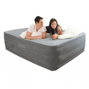 Intex Comfort Plush - extra hohes Doppelbett