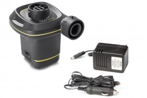 12V / 230V elektrische opblaaspomp